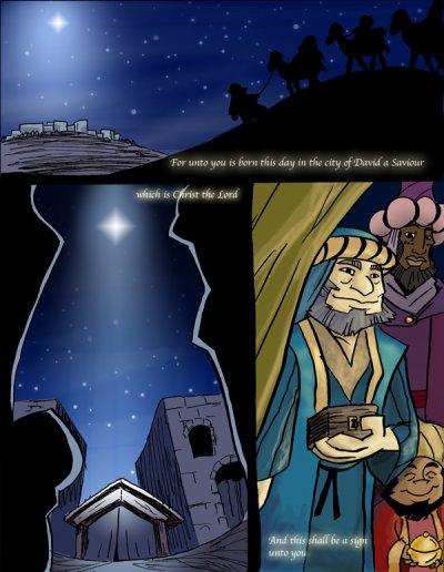Bonne fête de l'Epiphanie à tous et à toutes !