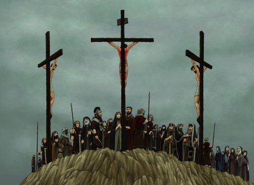 Le Vendredi saint, un jour de deuil