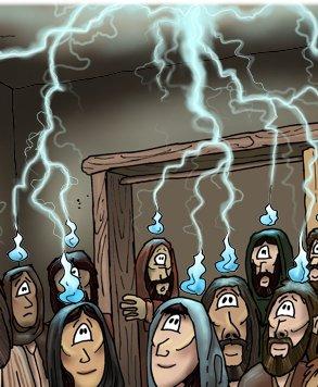 La fête de la Pentecôte, une façon de vivre l'Esprit (1ère partie)