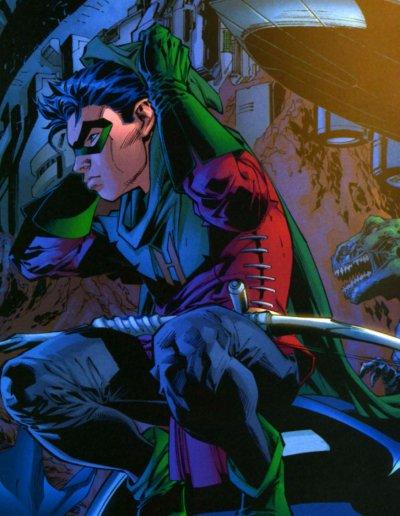Dick Grayson, du jeune prodige au chevalier des ténèbres