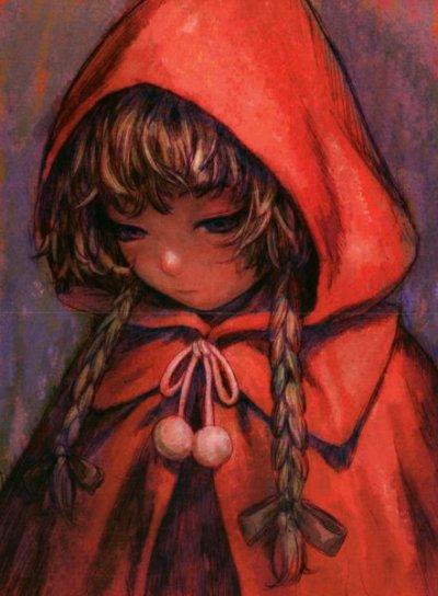 Un petit chaperon rouge, pas si innocent que ça ! (1ère partie)