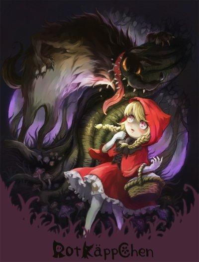 Un petit chaperon rouge, pas si innocent que ça ! (2ème partie)