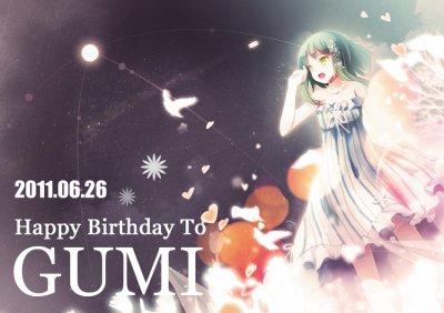 Demain, c'est mon anniversaire !!!