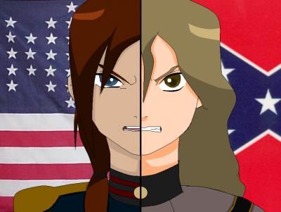 Un conflit fondateur des Etats – Unis d'Amérique : La Guerre de Sécession, une Seconde Révolution  Américaine.