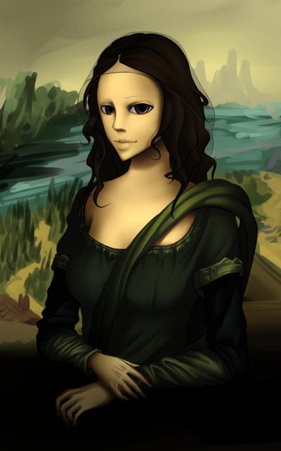Une peinture de longue haleine : la Joconde !