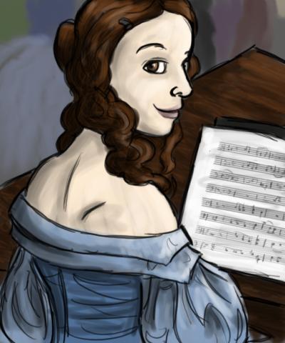Clara Schumann, une compositrice talentueuse !
