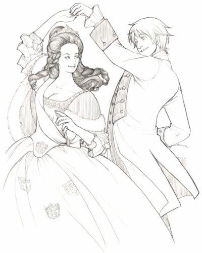 Catherine 2 la Grande, une tsarine à la poigne de fer (1ère partie)