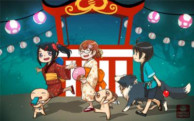 O-Bon, la Toussaint japonaise !