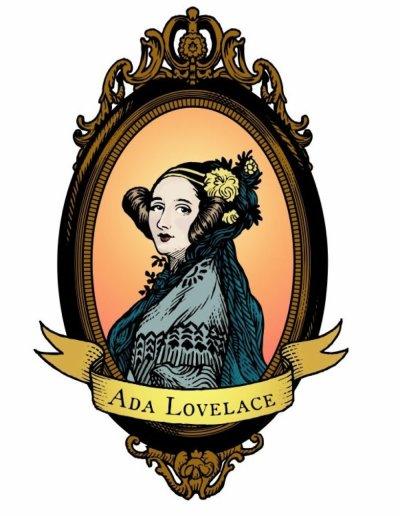 Ada Lovelace, la première programmeuse de l'histoire !