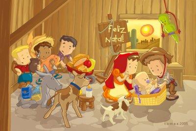 Les festivités de Noël portugaises !