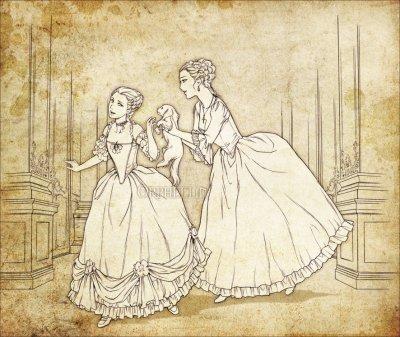 Marie-Antoinette, la reine qui n'avait pas compris son peuple ! (1ère partie)
