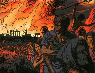 Une volonté de liberté contre la domination romaine : la guerre de Spartacus ! (2ème partie)