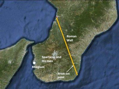 Une volonté de liberté contre la domination romaine : la guerre de Spartacus ! (4ème partie)