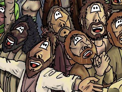 La Pentecôte, une proclamation plus organisé qu'inspiré !