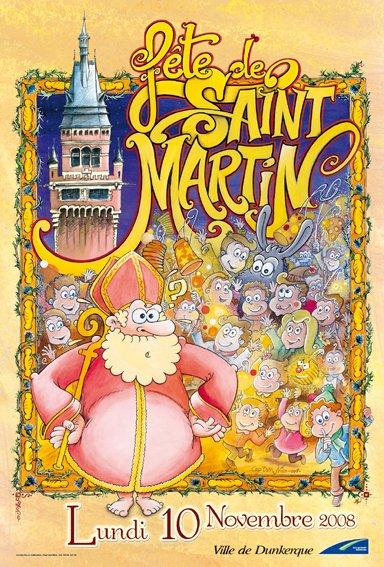 Le 11 novembre, ce n'est pas que l'armistice, c'est aussi la Saint-Martin !