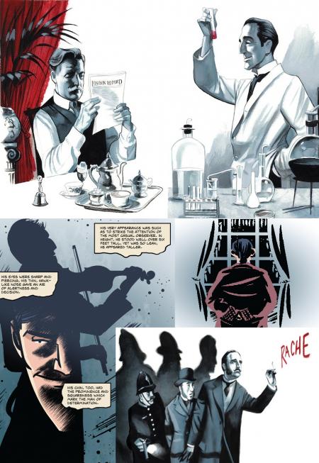 Le plus grand détective anglais, Sherlock Holmes ! (1ère partie)