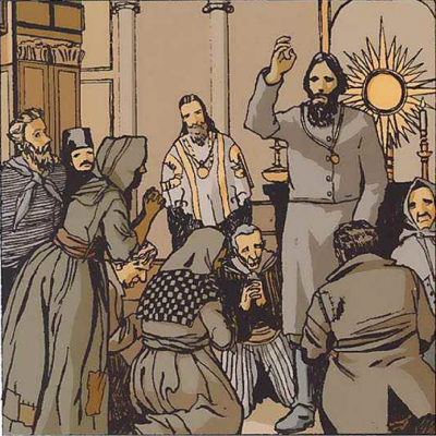 Raspoutine ou l'ascension d'un moujik au sein de la Cour de Russie (1ère partie)