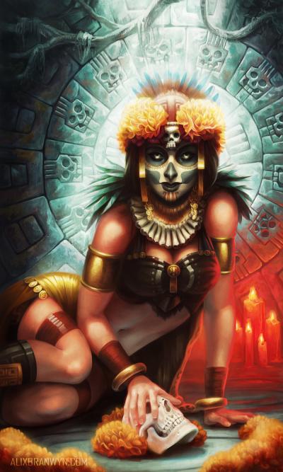 El Dìa de muertos, une Toussaint mexicaine aux accents de syncrétisme