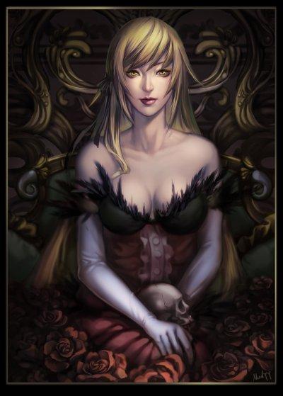 Bon anniversaire Lestat ! Et un petit cadeau d'excuse pour Lucinda !