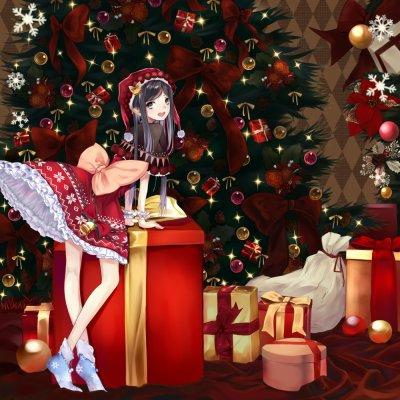 Bon et Joyeux Noël à tous et à toutes mes ami(e)s !!!