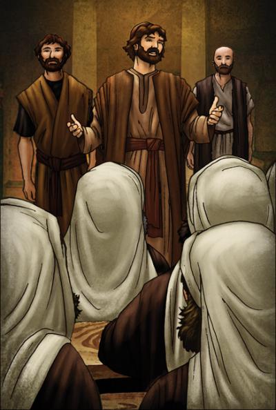 Le dernier pèlerinage de Jésus à Jérusalem : le regard de l'exégèse historico-critique (1ère partie)
