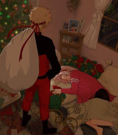Le Père Noël est de sortie !!!