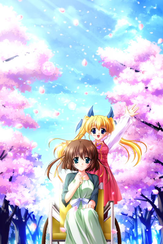 Sakura Yoshino, la vraie héroïne de la licence Da Capo (1ère période - 2ème partie)