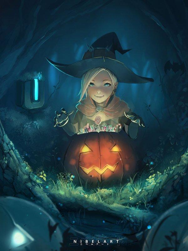 Bon Halloween à tous et à toutes !!!