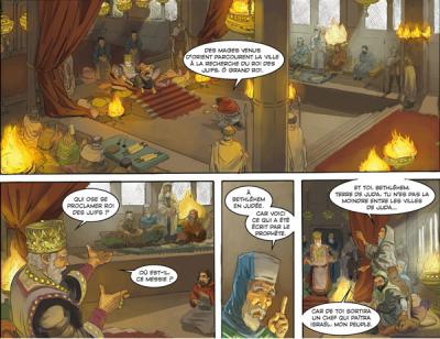 Un récit de Parousie déguisé : l'adoration des Mages (3e partie)