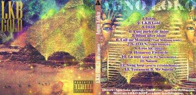 "NOUVELLE MIXTAPES EN TELECHARGEMENT ""LKB Gold mixtapes"" 2012"