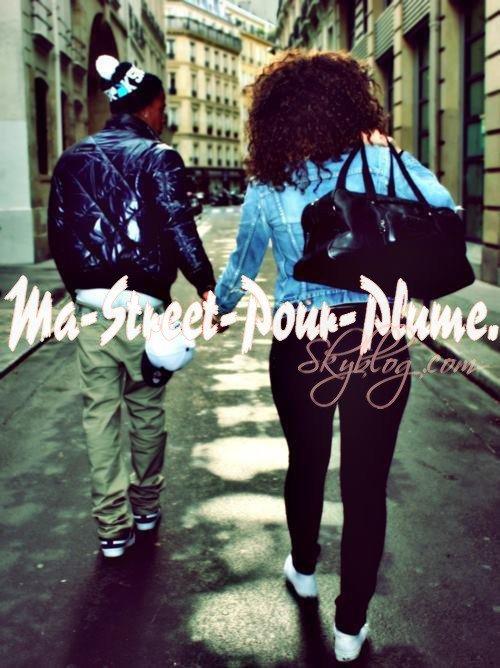 ♦MA-STREET-P0UR-PLUME  ۞H۞   ♦   Tu as été l'amour de ma vie mais moi je ne suis qu'un chapitre de la tienne . ♦
