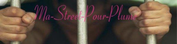 ♦MA-STREET-P0UR-PLUME  ۞N۞  ♦  Je maudit le jour où j't'ai rencontrer,  J'aurai pas dû te regarder !  ♦