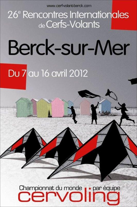 Lien à suivre pour plus d'informations concernant Les RICV 2012, Berck sur Mer