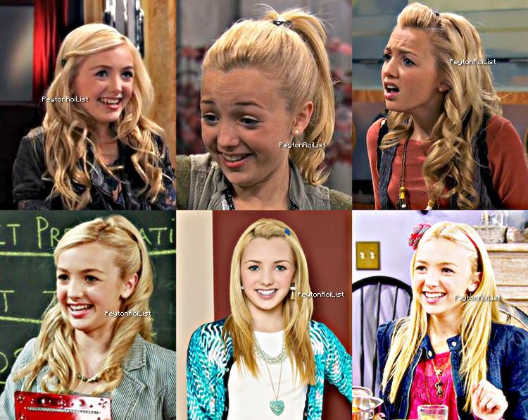 Copie et inspire toi du look et de la coiffure d'Emma Ross, le personnage qu'interprète Peyton dans « Jessie » !