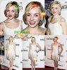 15/01/13 : La belle Peyton List était à la soirée d'ouverture de « Peter Pan » au Pantages Theatre à Hollywood. TOP ou FLOP ?