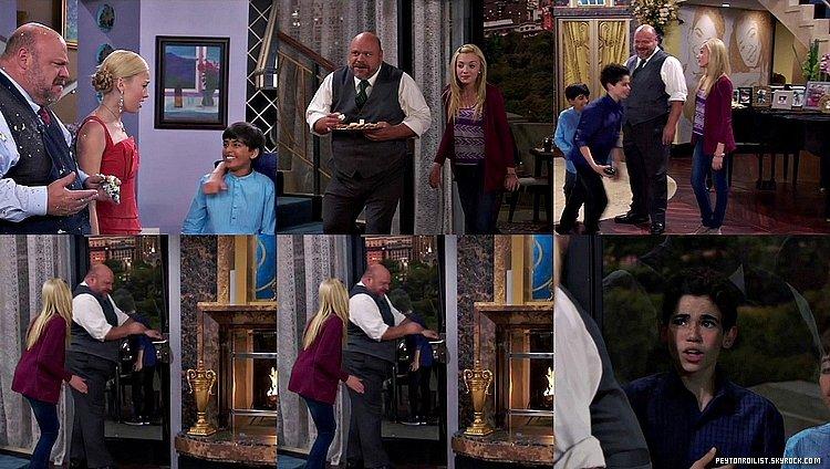Découvrez diverses photos behind the scenes - derrière les coulisses - sur le set de « Jessie » avec Peyton List et le reste du cast.