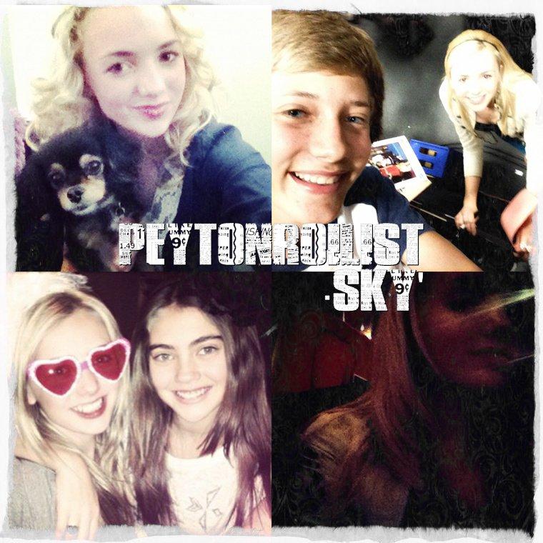 Encore et toujours de nouvelles photos personnelles de Peyton List... Je la trouve magnifique sur toutes, pas vous ?