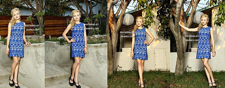 Découvrez un tout nouveau shoot de Peyton réalisé à Los Angeles le 10 mars 2013.
