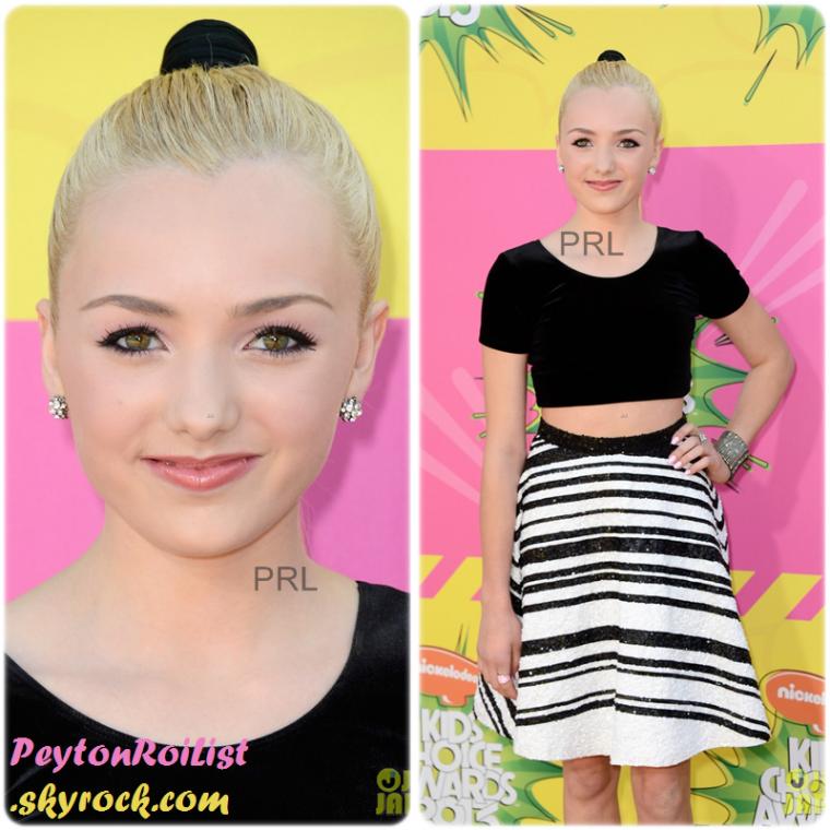 • Découvrez Peyton en couverture du magazine « Kontrol Girl » de printemps !