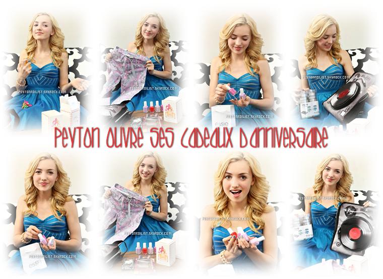 13/04/13 : Peyton List était au présente au « AZALEA FESTIVAL » en tant que guest star.