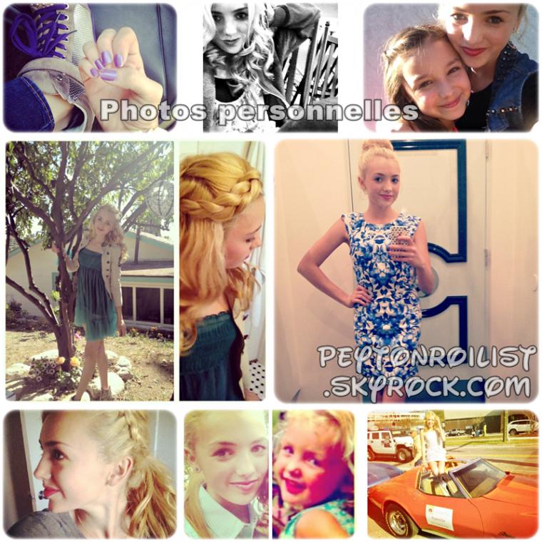 28/04/13 : Peyton List était présente à l'édition 2013 des « Radio Disney Music Awards » à L.A.