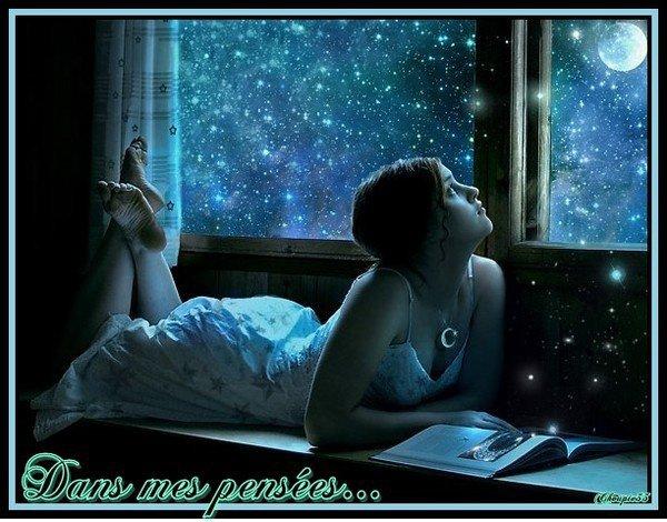 magnifique soirée nuit grosses bizouilles du coeur