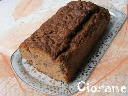gateau au marron entiers