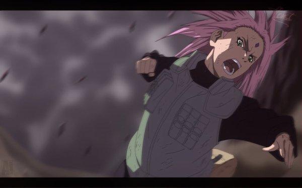 Sakura la nouvelle Tsunade ? (2)