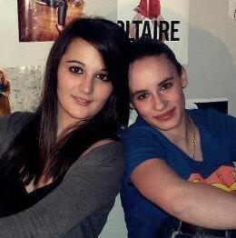 Ma soeur!!! <3