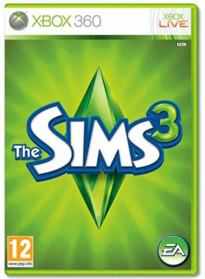 Les SIMS 3 sur XBOX 360