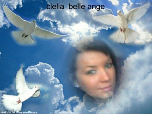clelia un ange partie  trop tot
