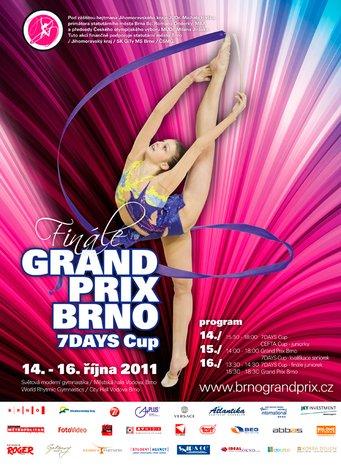 DELPHINE LEDOUX AU GRAND PRIX DE BRNO (14/15/16 OCT 2011)