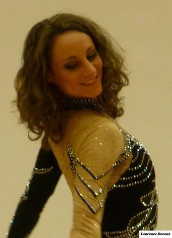DELPHINE LEDOUX NOUS FAIT PARVENIR SES VOEUX POUR 2012 (voir site Ffgym pour la vidéo)