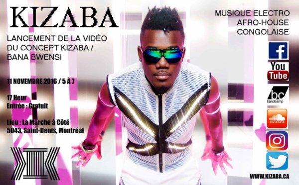 Lancement de la vidéo du concept KIZABA